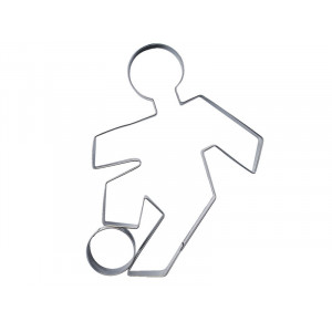 Städter Utstickare, Fotbollspelare 9 cm