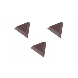 Chocolate World Pralinform Triangel, Magnetisk