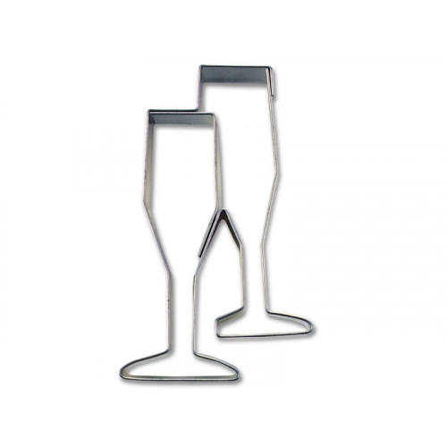 Städter Utstickare, Champagneglas