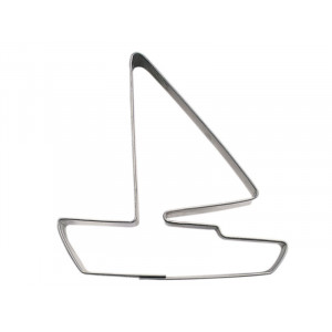 Städter Utstickare, Segelbåt 7 cm