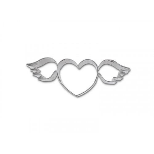 Städter Utstickare, Hjärta med vingar