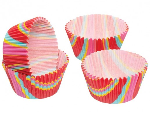 Muffinsform Stripe - Kitchen Craft