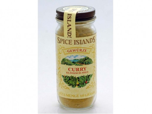 Curry klassisk - Spice Island