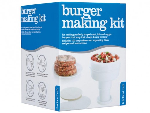 Kitchen Craft Hamburgerpress