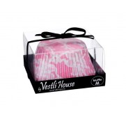 Vestli House Muffinsform, Elisabeth Pink M