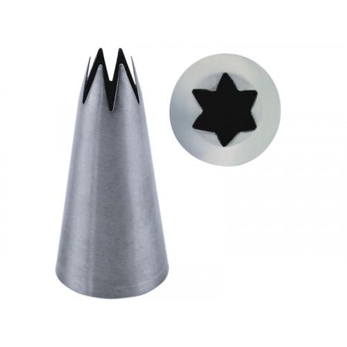 Städter Specialtyll, stor öppen stjärna 14 mm
