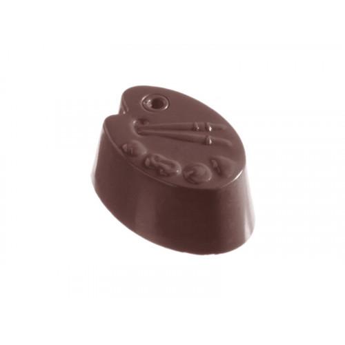 Chocolate World Pralinform Palette