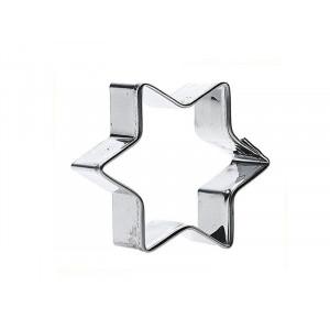 Pepparkaksstjärna - 6 cm