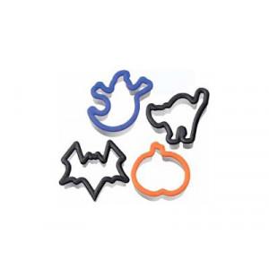 Wilton Halloween Grippy Cutter Set