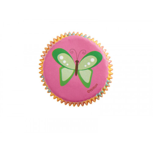Wilton Muffinsform Garden Party Butterfly