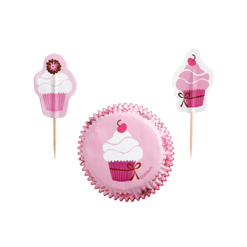 muffinsform-pink-party-combo-wilton