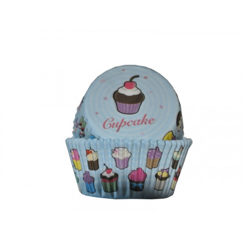 House of Marie Muffinsform Cupcake