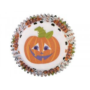 Wilton Minimuffinsform Polka Dot Halloween