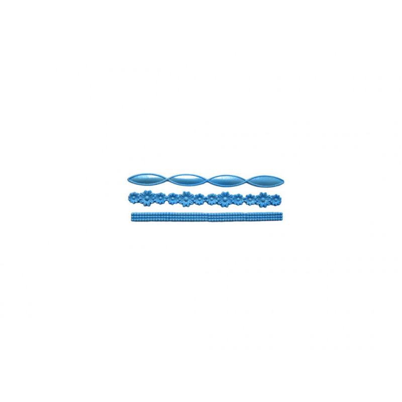 Silikonform Border Set - First Impressions Molds