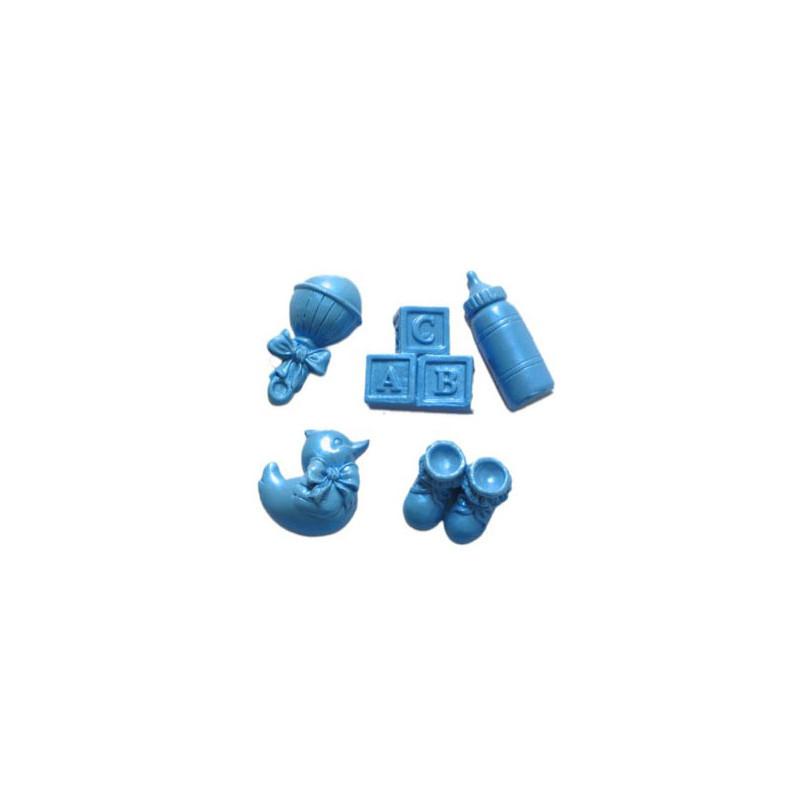 Silikonform Baby Set 3 - First Impressions Molds