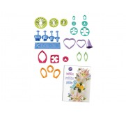 Gum Paste Flower Cutter Set, 26 delar - Wilton