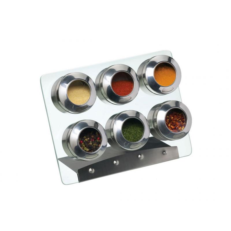 Kryddhylla Magnetisk - Kitchen Craft