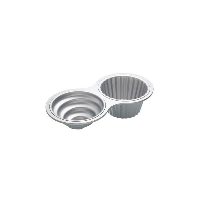 Bakform Jumbo Cupcake - Kitchen Craft