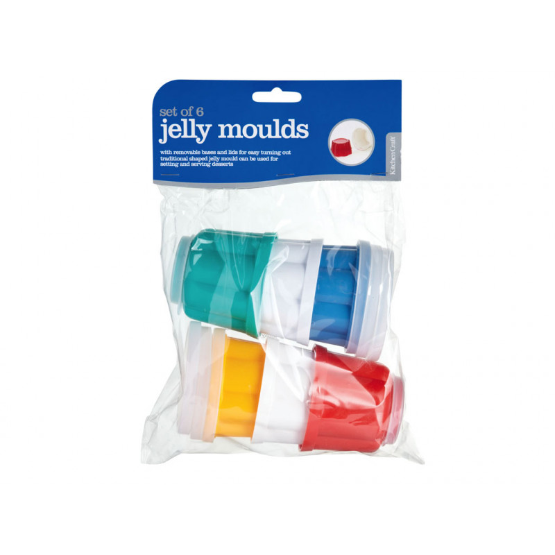 Jelly Moulds - Kitchen Craft