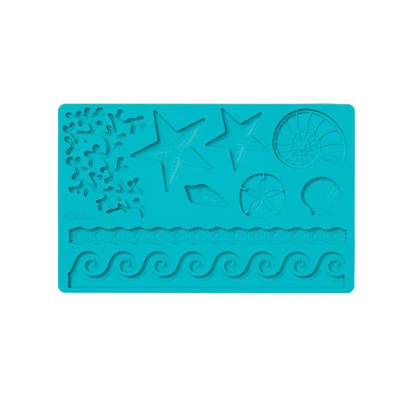 Silikonform, Sea Life Designs - Wilton