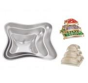 Wilton Bakform, Pillow Pan Set