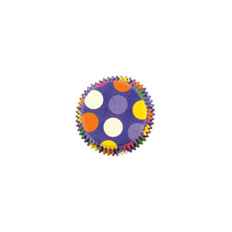 Muffinsform Dazzling Dots - Wilton