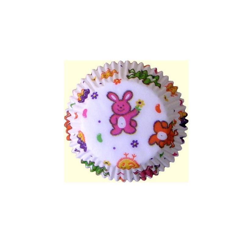 Muffinsform Fuzzy Bunny - Wilton