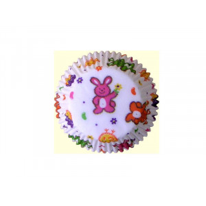 Wilton Muffinsform Fuzzy Bunny