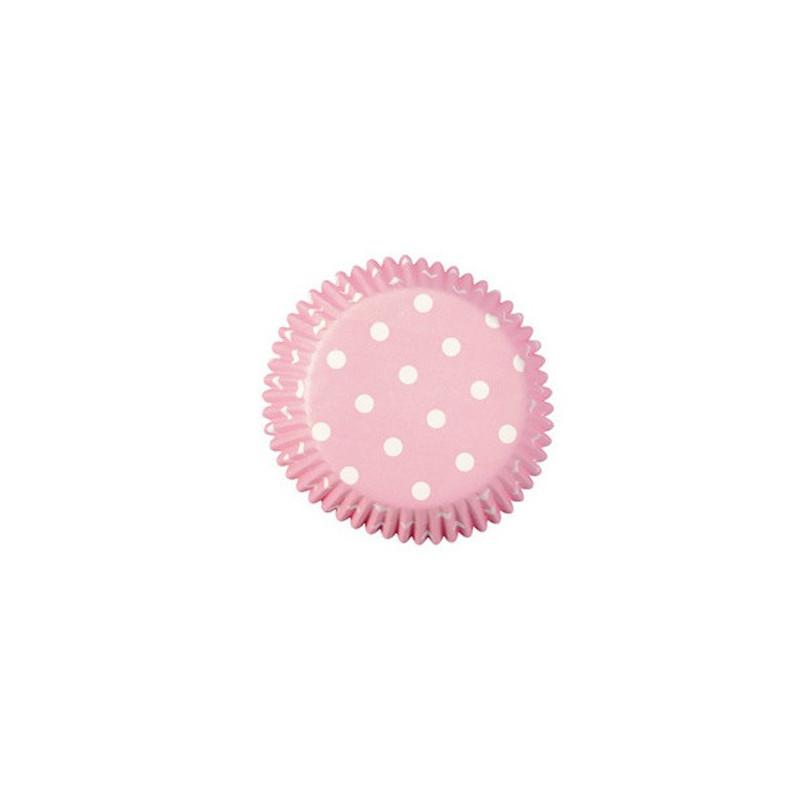 Muffinsform Polka Dot - Wilton