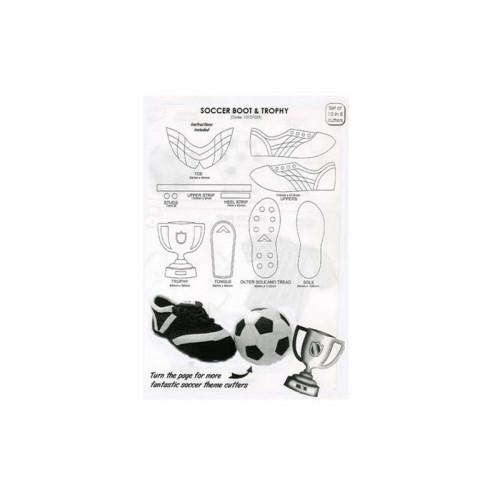 JEM Utstickare, Soccer Boot & Trophy