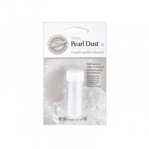 Wilton White Pearl Dust