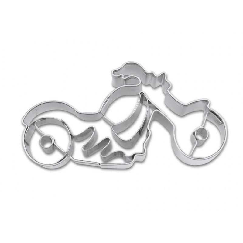 Utstickare Motorcykel, 7 cm - Städter