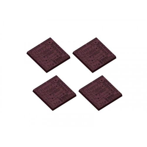 Chocolate World Pralinform Happy New Year