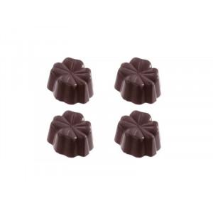 Chocolate World Pralinform Fyrklöver