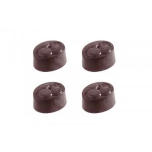 Chocolate World Pralinform Körsbär
