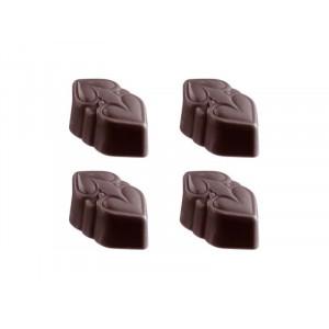 Chocolate World Pralinform Dubbelhjärta