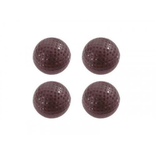 Chocolate World Pralinform Golfboll