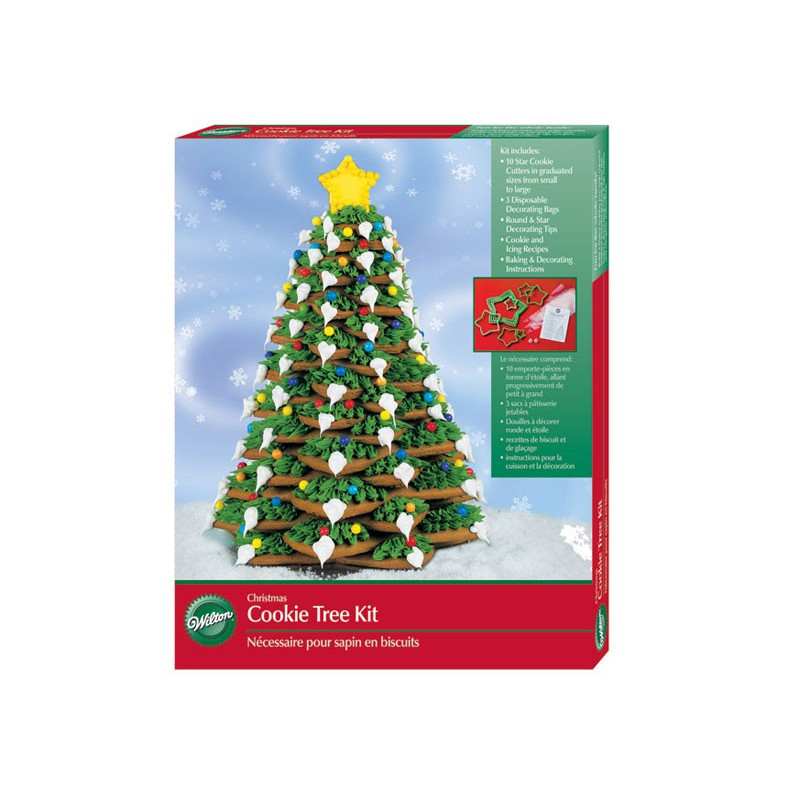 Christmas Cookie Tree Kit - Wilton