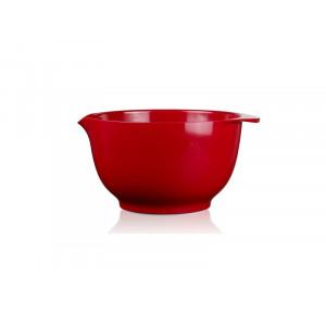 Kökets Favorit Margretheskål, röd, 3 liter