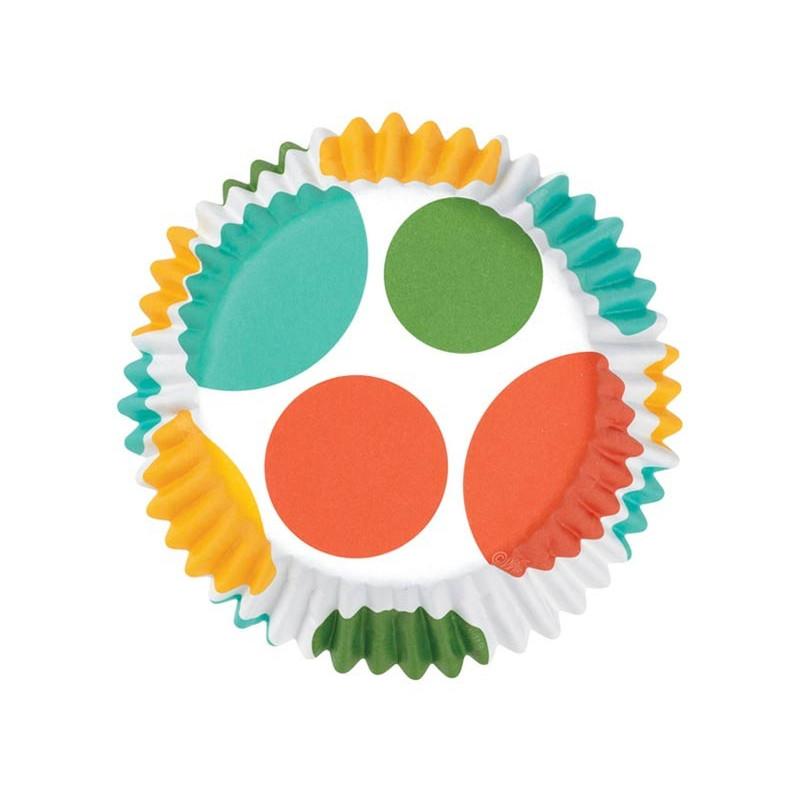 Muffinsform Color Cups - Wilton