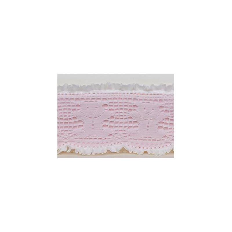 Silikonform Teddy bear lace border - Karen Davies