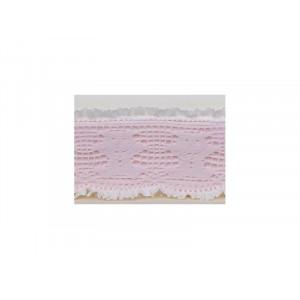 Karen Davies Silikonform, Teddy bear lace border