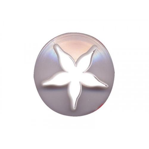 FMM Utstickare, Rose Calyx, 7 cm