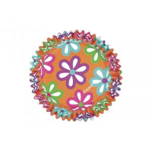 Wilton Muffinsform Color Cups, Flowers