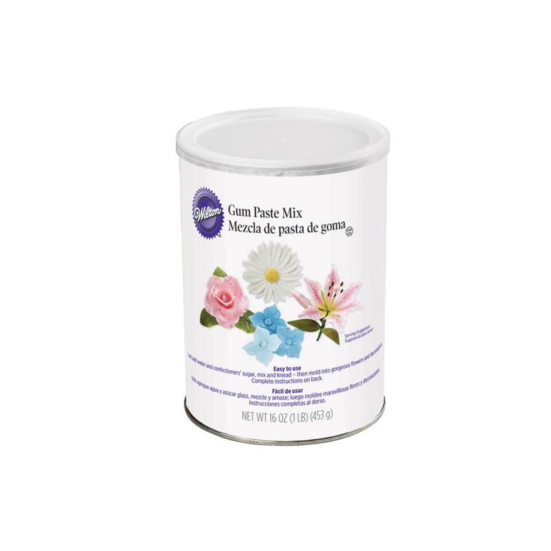 Gum Paste Mix 450 gram - Wilton