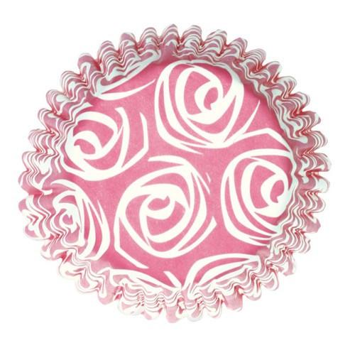 Culpitt Muffinsform Pink Rose
