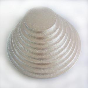 FunCakes Tårtbricka silver, 25 cm