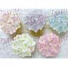 Silikonform Hydrangea Cupcake top mould - Karen Davies