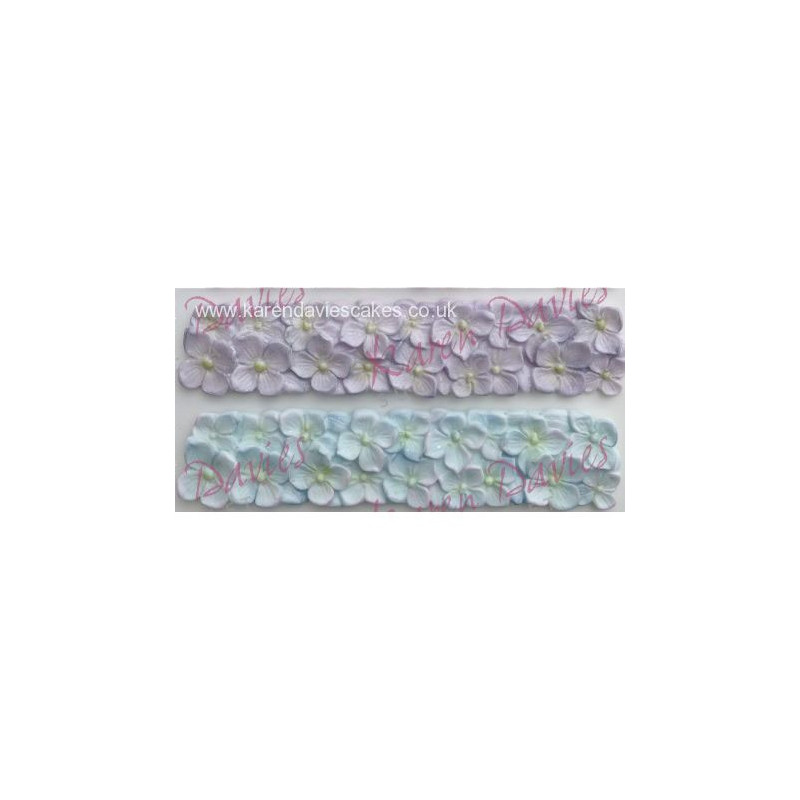 Silikonform Hydrangea Border - Karen Davies