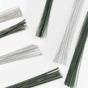 Culpitt Gum Paste Wire, metalltråd 0,45 mm, grön